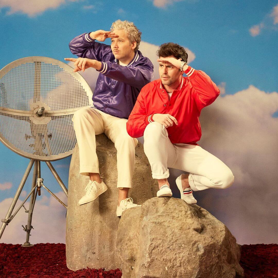 MOR.BO RIOT: Polo & Pan, el dúo que representa la nueva ola de la electrónica francesa